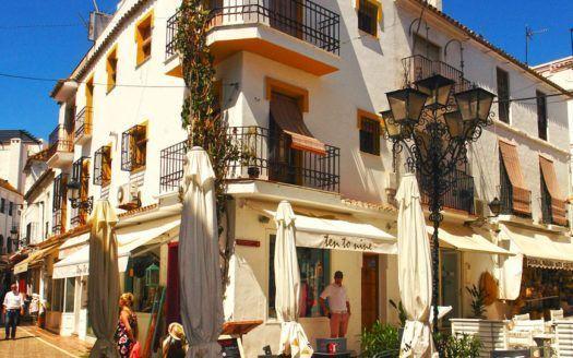 Marbella Altstadt - ein Urlaubsort mit bewegter Geschichte