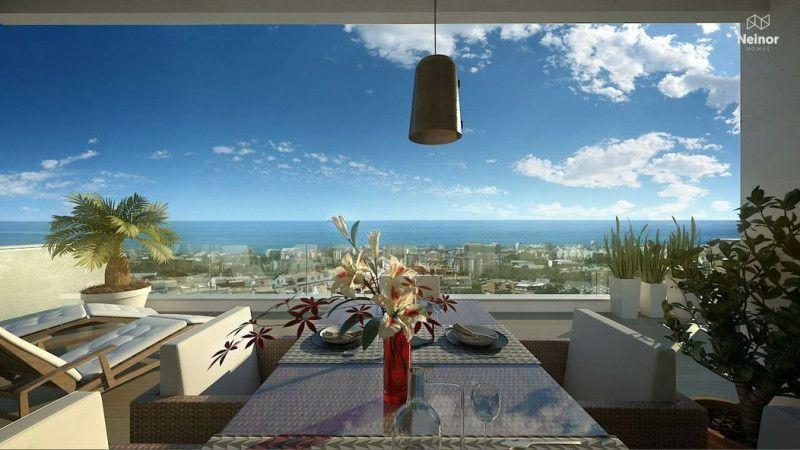 ARFA1164 - Modernes Projekt für Wohnungen und Penthäuser zum Verkauf  in Marbella