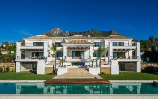 ARFV1804 - Majestätische Villa zu verkaufen  in Sierra Blanca in Marbella auf der Goldenen Meile