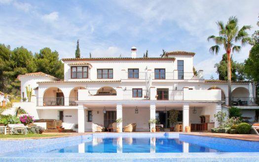 ARFV1949 - Traumfhafte Villa zum Verkauf in der Goldenen Meile in Marbella