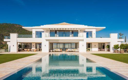 ARFV2098 - Villa der Superlative zu verkaufen in La Zabaleta in Benahavis