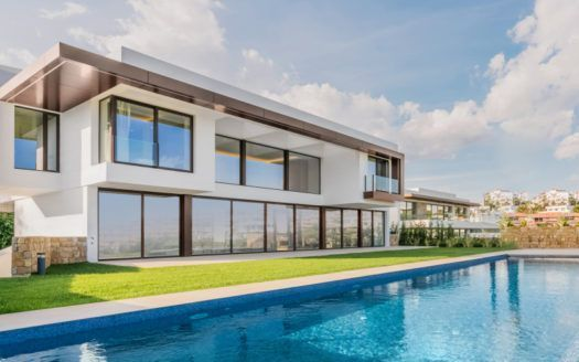 ARFV2099 - Villa zum Verkauf in La Alqueria in Benahavis