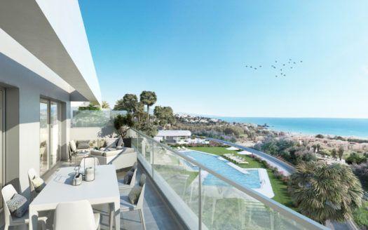 Moderne strandnahe Wohnungen in Sabinillas zu verkaufen