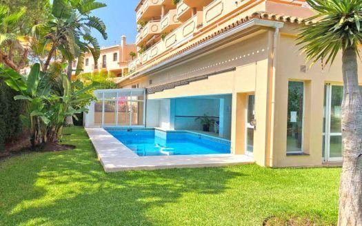 ARFA1362 - Wohnung auf der Strandseite zum Verkauf in Marbesa in Marbella
