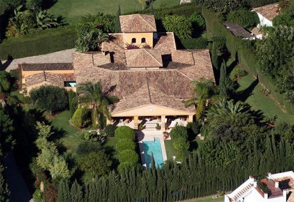 ARFV1248 - Herrschaftliches Villa zum Verkauf in Guadalmina in San Pedro de Alcantara