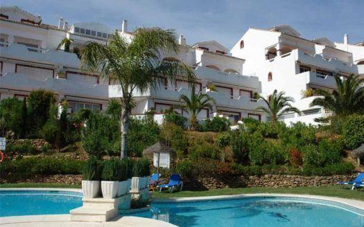 ARFA656 - Penthouse zu verkaufen in Elviria in Marbella