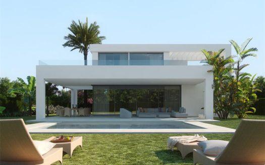 ARFV1633 - Neubau Villen zu verkaufen in Rio Real in Marbella