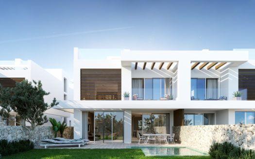 ARFV1959 - Projekt für 6 Doppelhaushälften zum Verkauf in Artola