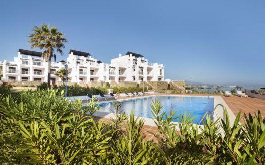 ARFA1099 - Fantastische Strandwohnungen und Penthäuser zu verkaufen in Casares Playa