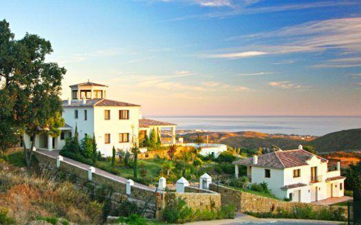 ARFV1793-142 - Villa zu verkaufen in Marbella Golf & Country Club in Benahavis