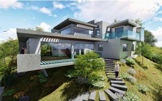 Projekt - Grundstücke zum Verkauf in Toplage in der Urbanisation Elviria in Marbella