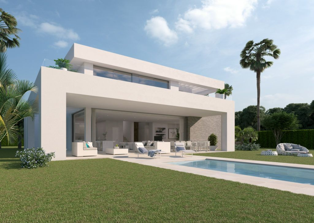 ARFV1862 - Projekt für 33 moderne Villen im La Cala Golf Resort in La Cala