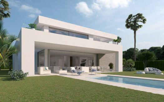 ARFV1862 - Projekt für 27 moderne Villen im La Cala Golf Resort in La Cala