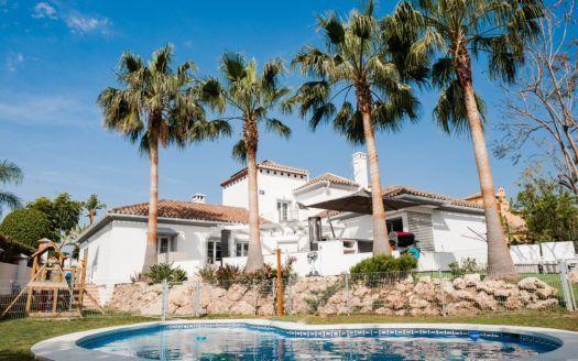 ARFV1898 - Fantastische Luxusvilla zum Verkauf in Rio Real in Marbella