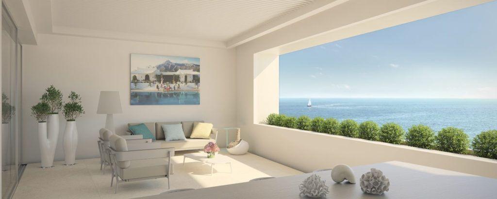 ARFA1194 - Luxuswohnungen zu verkaufen in Estepona Zentrum