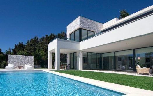 ARFV1724 - Moderne Villa zu verkaufen in Guadalmina Baja in San Pedro de Alcantara