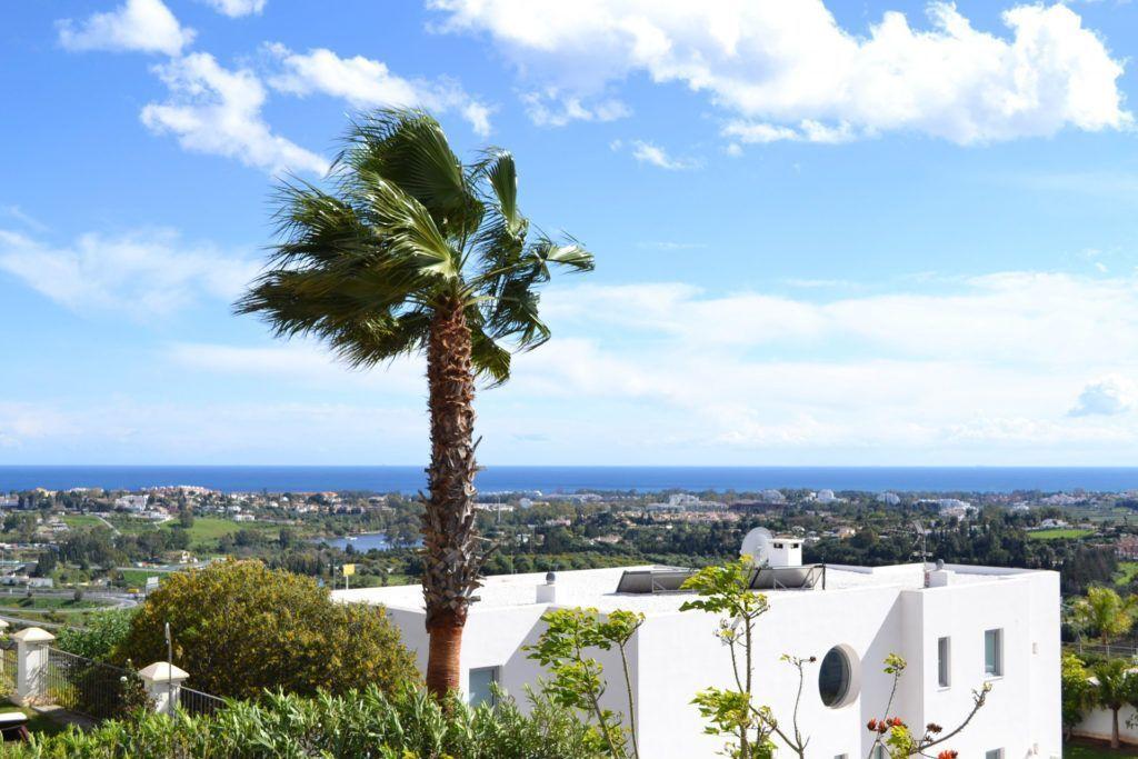ARFV1883 - Zeitgenössische Luxusvilla zum Verkauf in Puerto del Capitan in Benahavis