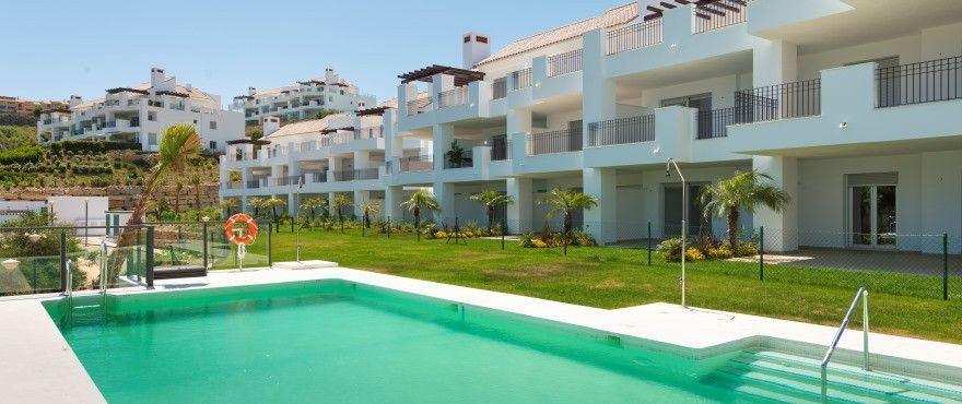 ARFA713 - Neubauwohnungen zu verkaufen in La Mairena in Ojen