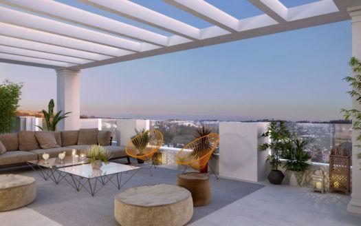 ARFA1231 - Atemberaubende Wohnungen und Penthäuser zum Verkaufen in Nueva Andalucía