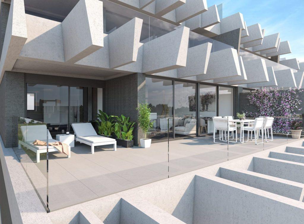 ARFA1210 - Moderne Wohnungen und Penthäuser entstehen auf der Neuen Goldenen Meile von Estepona