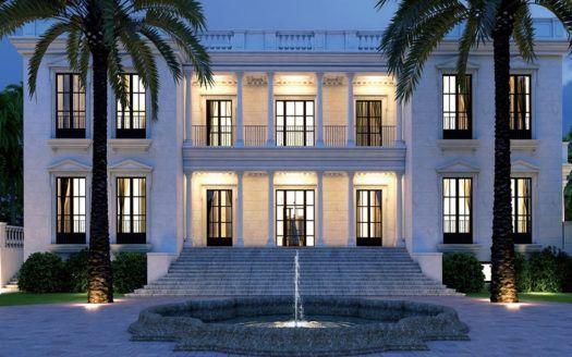 ARFV1711 - Repräsentatives Anwesen direkt am Strand in Guadalmina baja in Marbella