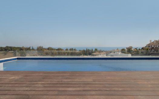 ARFA1045 - Luxuriöse Wohnungen zu verkaufen auf der Goldenen Meile in Marbella