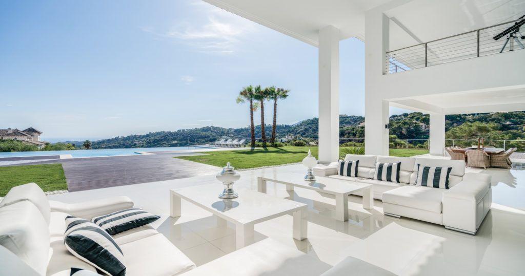 ARFV1972 - Atemberaubende neue moderne Villa in La Zagaleta Golf & Country Club in Benahavis