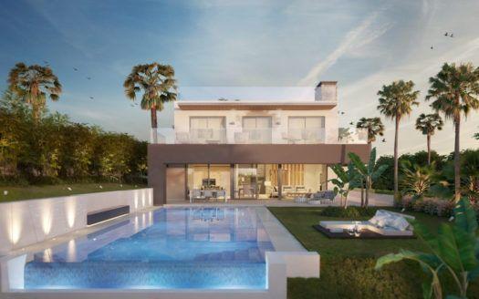 ARFV1897 - Moderne Villa zu verkaufen in Nueva Andalucia in Marbella