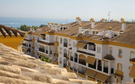 ARFA1373 - Strandnahes Duplex-Penthouse zum Verkauf an der Goldenen Meile in Marbella