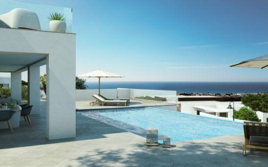ARFA1260 - 58 moderne Wohnungen entstehen nahe Marbella bei Benahavis