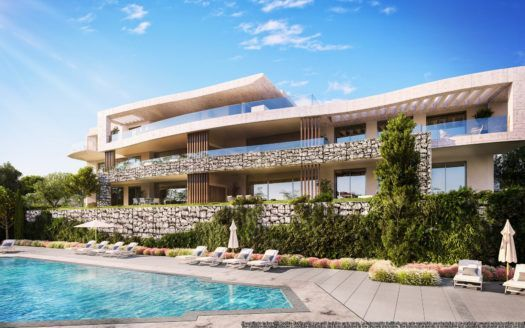 ARFA - 1365 Aussergewöhnliche Wohnungen und Penthäuser über den Dächern von Marbella