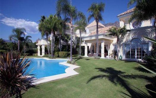 ARFV1628 - Designer Villa zu verkaufen in Sierra Blanca in Marbella