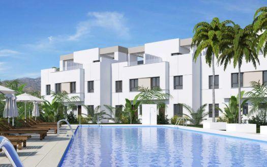 ARFTH146 - Townhäuser zum Verkauf – Projekt für 40 neue Townhäuser im La Cala Golf Resort