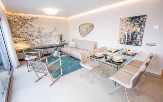 ARFA1224-1 - 60 exklusive neue Penthäuser und Wohnungen zum Verkauf in la Cala de Mijas