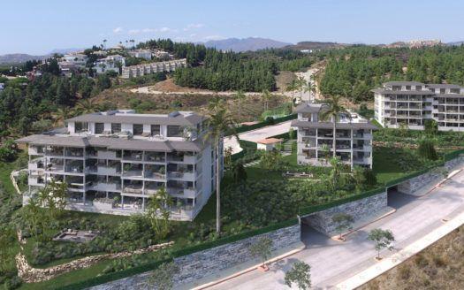 ARFA1269 - Projektierte Neubauwohnungen zum Verkauf in Mijas-Costa