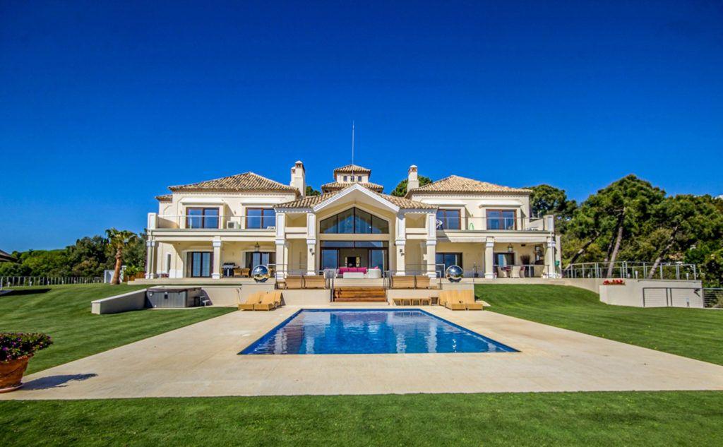 ARFV2136-326 - Erstaunliche Villa in La Zagaleta bei Marbella zu verkaufen