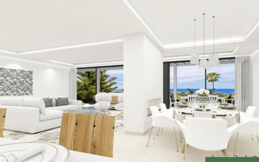 ARFV2162 - Komplett renovierte moderne Villa zum Verkauf in Elviria in Marbella