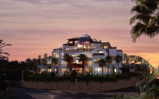 ARFA1406 - Neubauprojekt für moderne Luxuswohnungen zum Verkauf in tToplage in Rio REal in Marbella