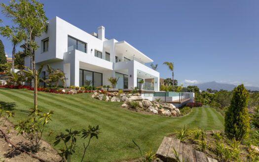 ARFV2149 - Spektakuläre Neubauvilla komplett möbliert mit Panoramablick auf der Neuen Goldenen Meile