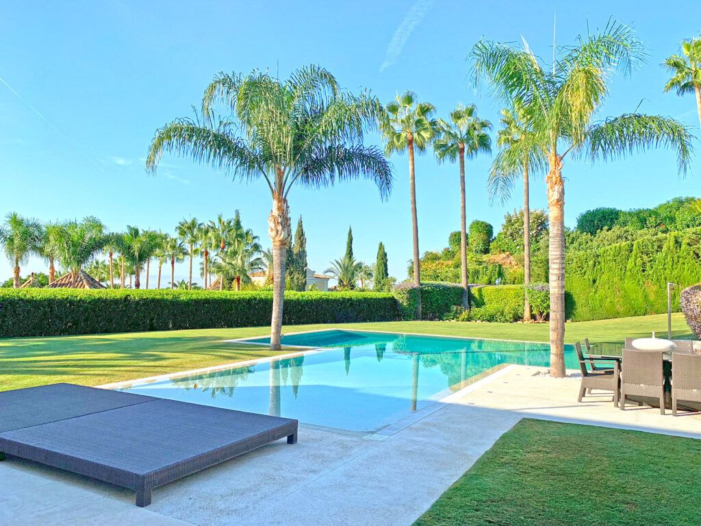 ARFV2175 - Beeindruckende Luxusvilla zum Verkauf in der Sierra Blanca an der Goldenen Meile in Marbella