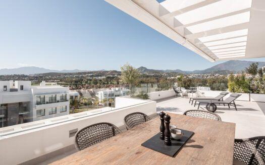 ARFA1436 Modernes Duplex-Penthouse im herzen der prestigeträchtigen Neuen Goldenen Meile