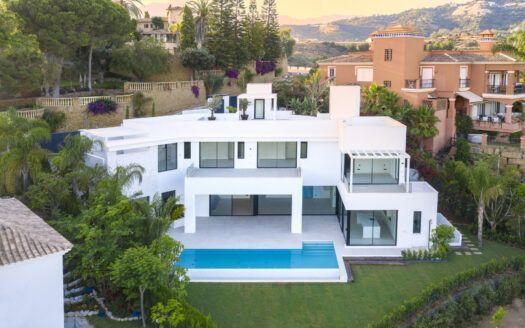 ARFV2193 Neue moderne Villa zum Verkauf in Rio Real
