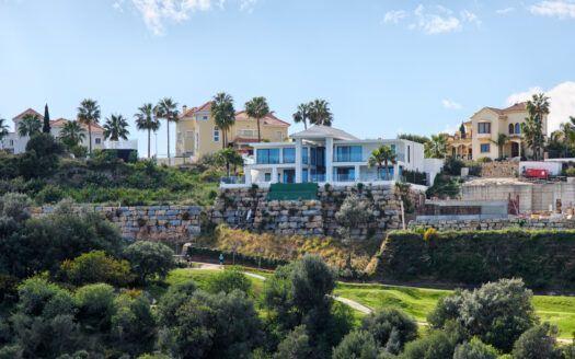ARFV2202-370 Moderne Villa in bester Lage mit Panoramablick in La Alqueria