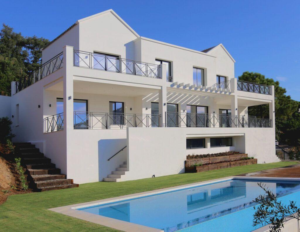 ARFV2203-395 Exklusive Villa gelegen in der bezaubernden Landschaft von Monte Mayor
