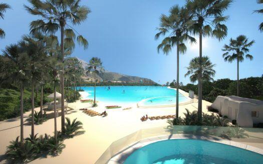 ARFA1177 - Bezugsbereite paradiesische Wohnungen zu verkaufen bei Casares