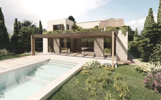 ARFV 2217 Moderner Hauch von mediterranem Leben - Villa in Paraiso Alto zu verkaufen